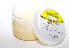 Масло ПАЛЬМОВОЕ/ Palm Butter Refined/ баттер. рафинированное/ 80 гр