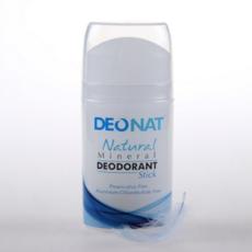 Дезодорант-Кристалл чистый. стик овальный. выдвигающийся  (push-up). 100 гр.